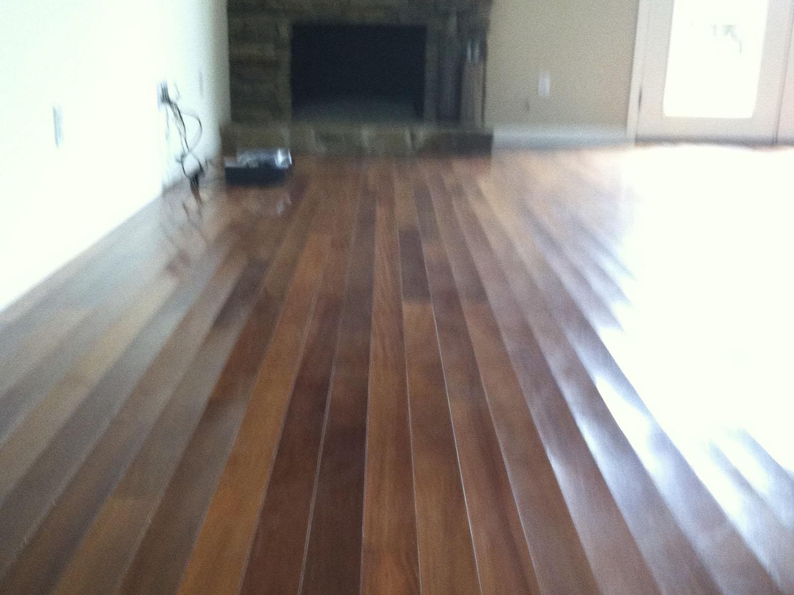 Buckled Floor Repair Cooper Floors